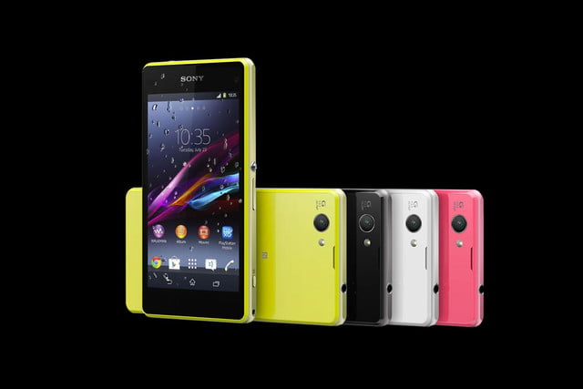 Sony Xperia Z1 Compact set