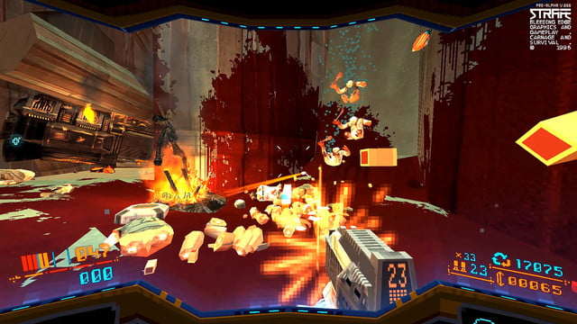 strafe ps4 hands on review screen 8