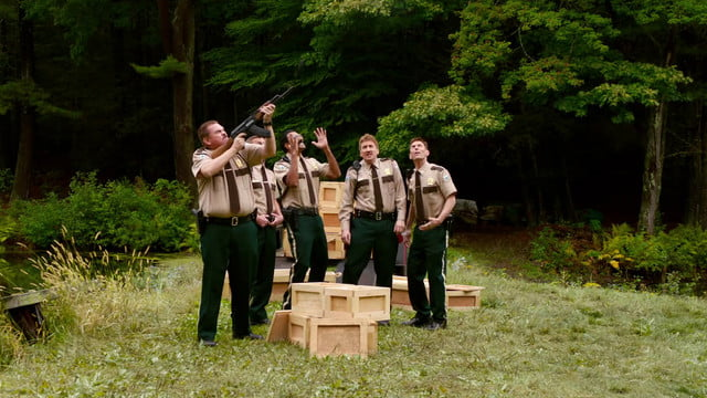 Super Troopers 2 Review