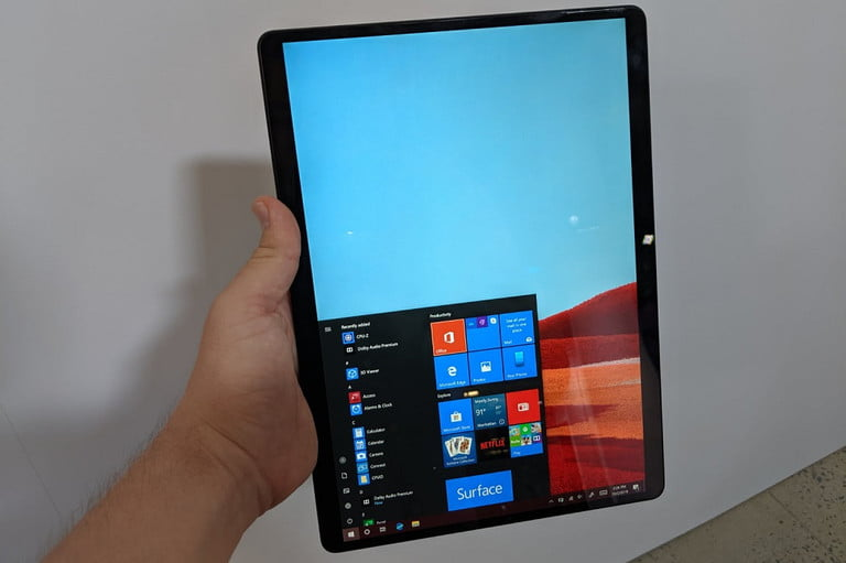 microsoft surface pro x review 2