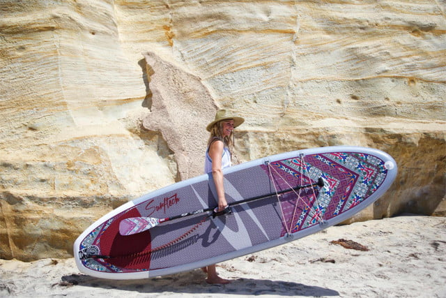 surftech bloom paddle board 2
