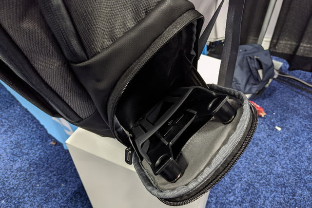 Targus Wireless Charging Backpack