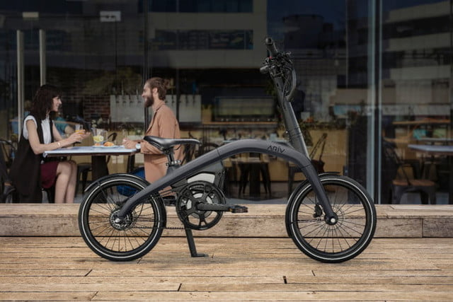 gm ariv ebike europe the ar  v design team combined its automotive and cycling expert