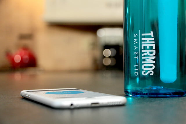 Thermos, Smart bottle, Smart Lid