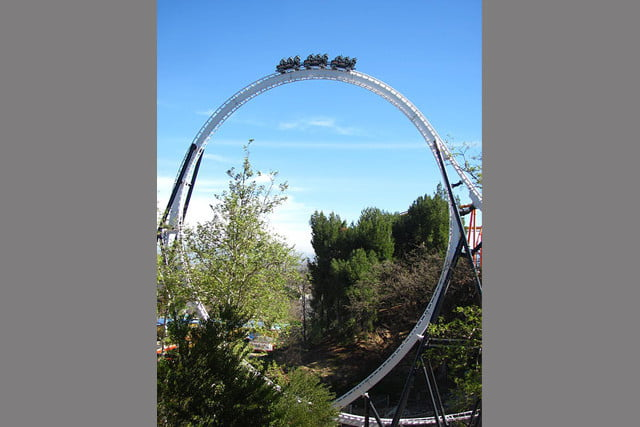 biggest rollercoasters in the world throttle3