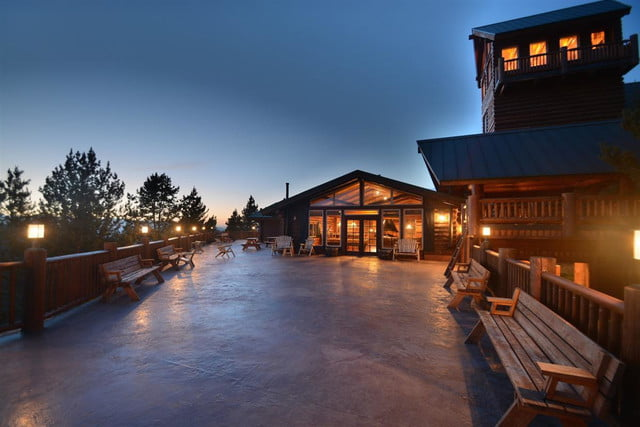 retreat from society and relax in these idyllic cabins around the world timber moose lodge 14