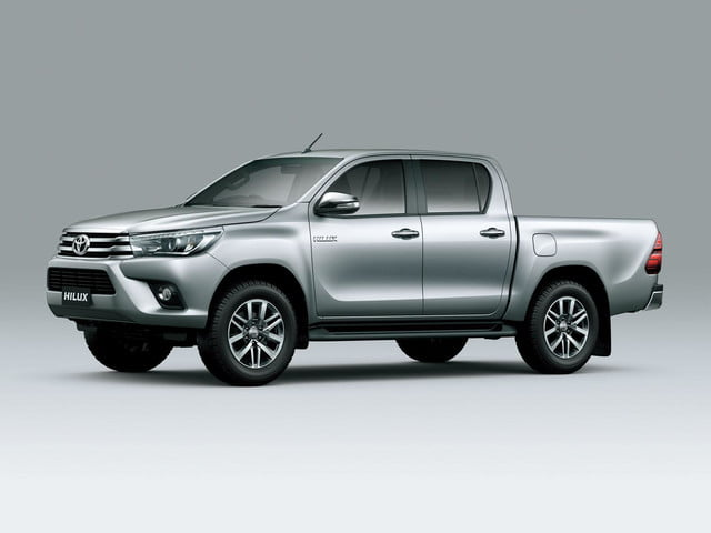 2016 Toyota Hilux | News, Specs, Pictures | Digital Trends