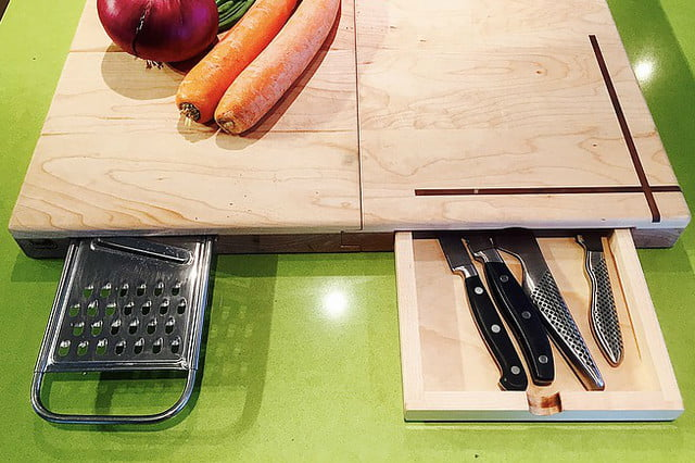 the ultimate cutting board launches on kickstarter 3