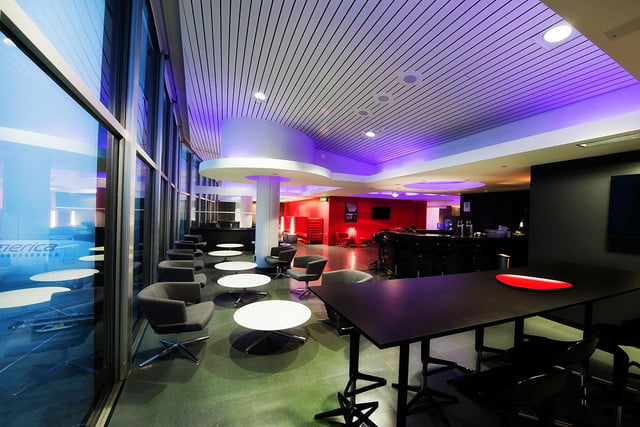 the worlds best airport lounges virgin america loft lax