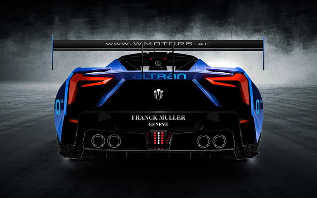 W Motors Lykan Supersport HSF