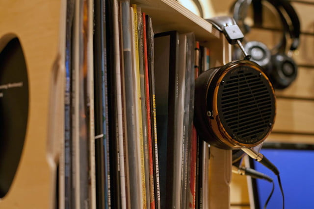 Wax Stacks Is A Stylish And Stable Record Storage Solution