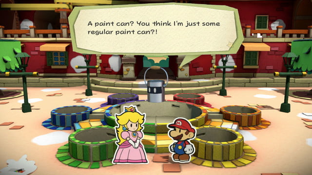 paper mario color splash fan backlash wiiu papermariocolorsplash e32016 scrn 05