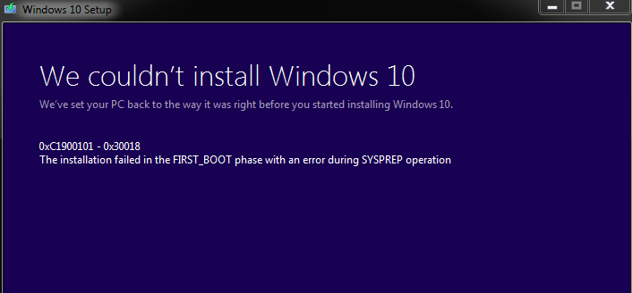 How to Fix the Most Common Windows 10 Installation Problems