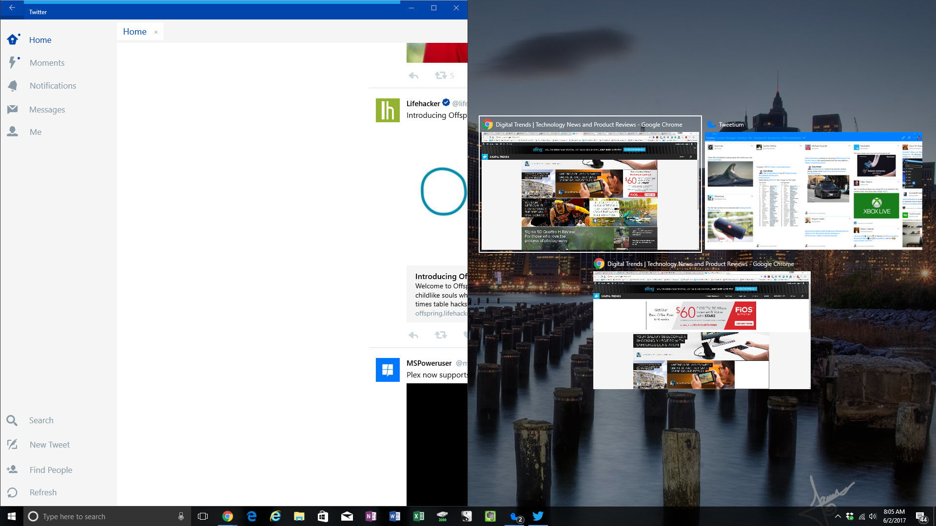 How to Split Your Screen in Windows 10 | Digital Trends