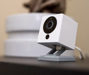 best smart home devices for renters wyze labs wyzecam hands on review upward