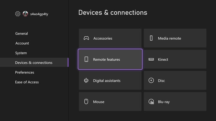 Xbox Devices and Connections