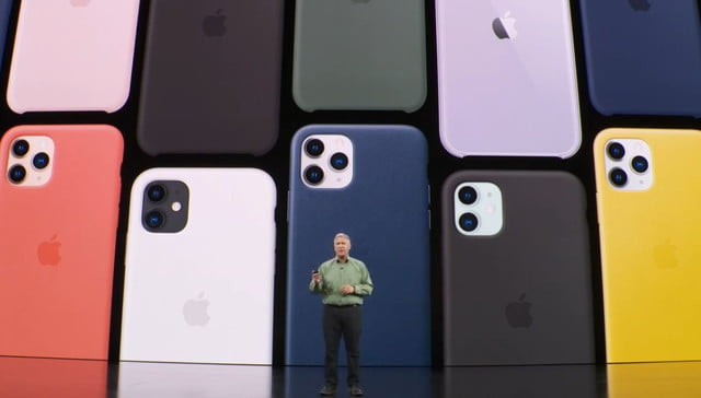 apple iphone 11 competencia 50 pro