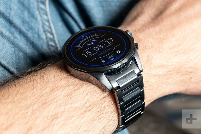 revision armani ax connected exchange smartwatch review 1