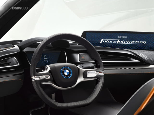 bmw inext i8 convertible 4