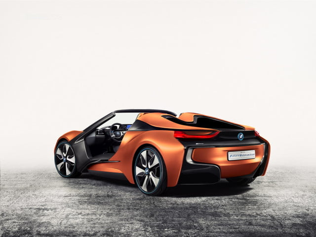 bmw inext i8 convertible 5