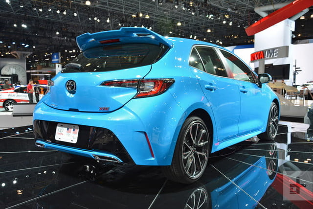 lo mejor auto show ny 2018 dt new york 2019 toyota corolla hatch 4 720x480 c