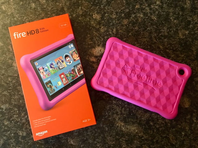 revision fire hd 8 kids edition 5