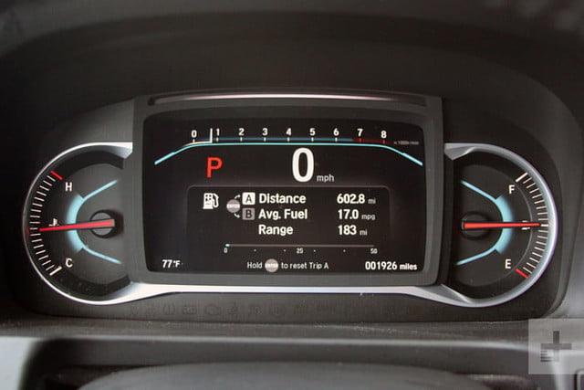honda passport adventure lifestyle project review dash display 700x467 c
