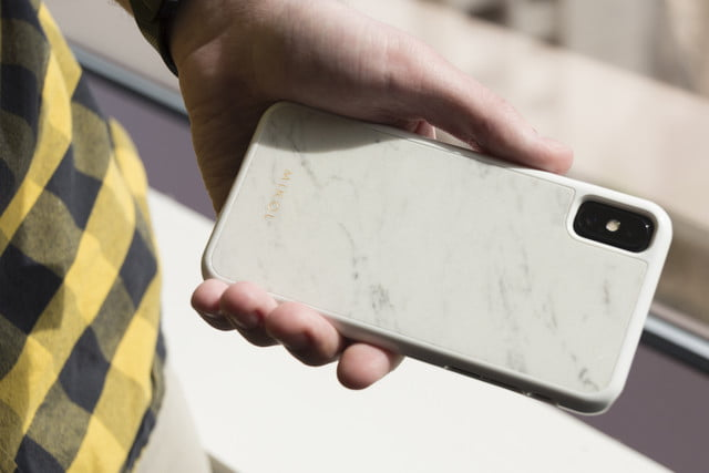 estuches nuevo iphone x mikol marble case and wireless charger2