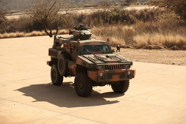 los mejores vehiculos versatiles paramount group marauder armored vehicle 720x720