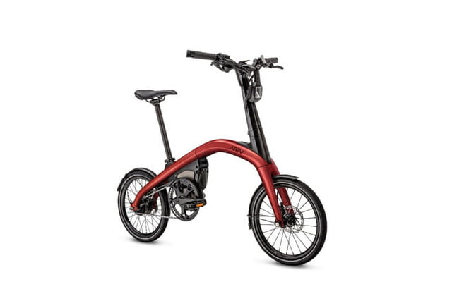 general motors bicicleta electrica ariv the merge pictured is a folding ebike that can be pre or 700x467 c