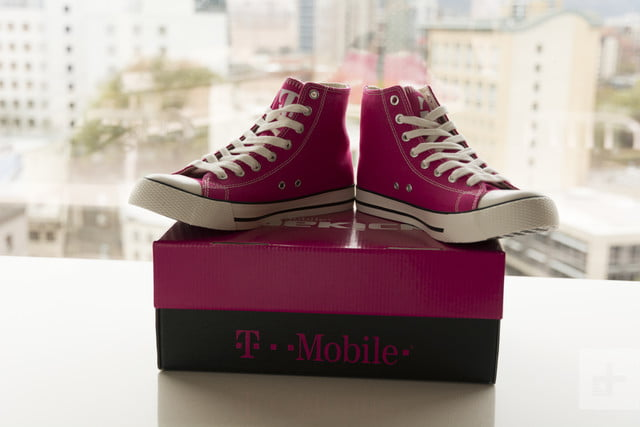 tmobile sidekick shoes
