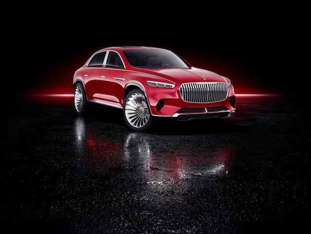 presentan vision mercedes maybach ultimate luxury ext 6