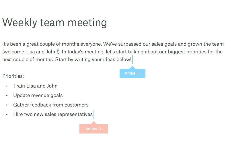 Dropbox Notes private beta teases a 'new way for teams to write together'