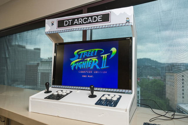 how to build arcade cabinet dt 1