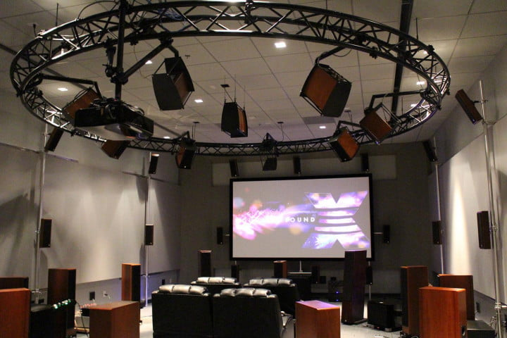 dts dtsx object based surround sound system released x entire