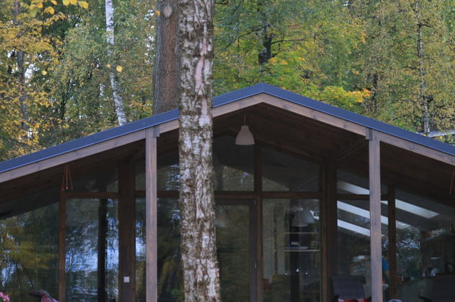 russian cabin built in just 10 days dubldom exterior 2