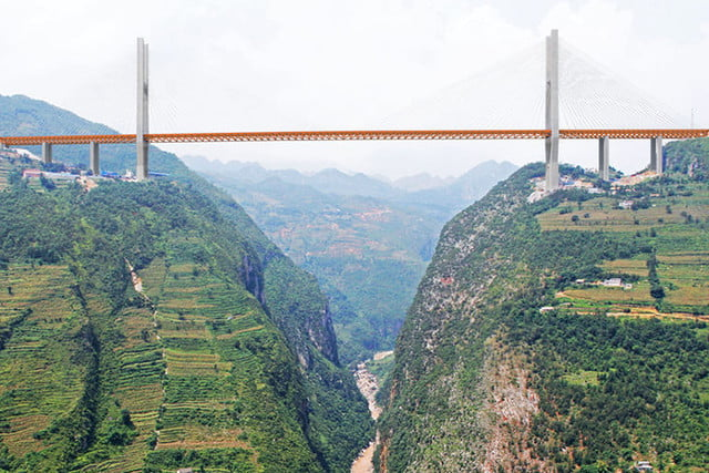 biggest bridges in the world duge bridge 1