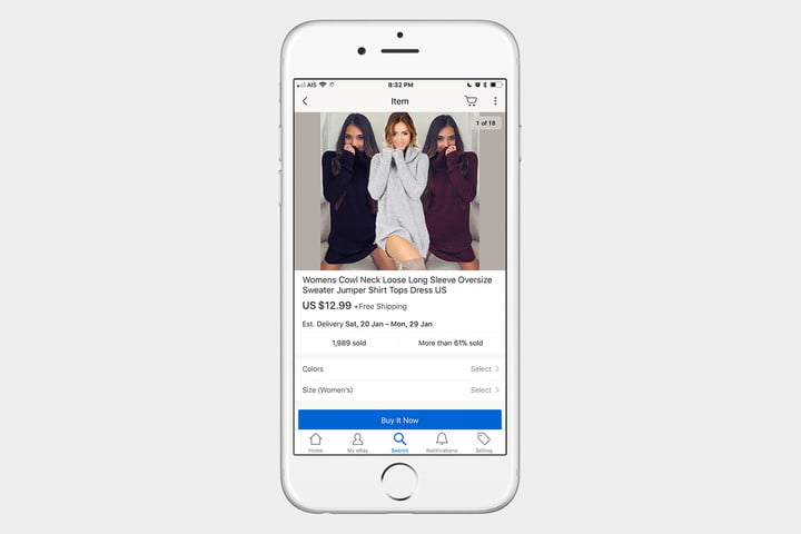 The Seven Best Apps To Sell Clothes For Ios And Android Digital Trends
