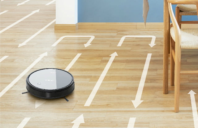 amazon ecovacs deebot deal of the day 601 robotic vacuum cleaner with app control 09
