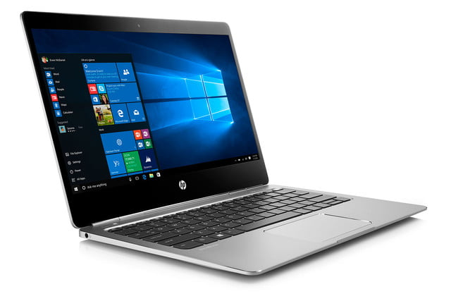hps new elitebook folio is a half inch thick laptop with 4k display g1 4