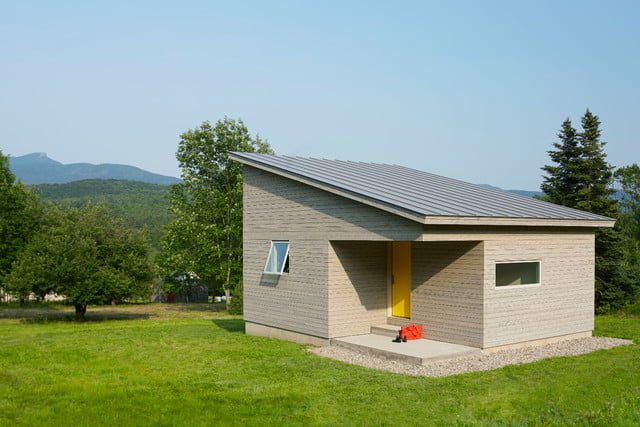 First Looks Can Be Deceiving With This Elizabeth Herrmann Micro House