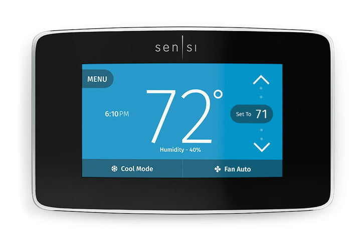 best offers for smart thermostats emerson sensi thermostat