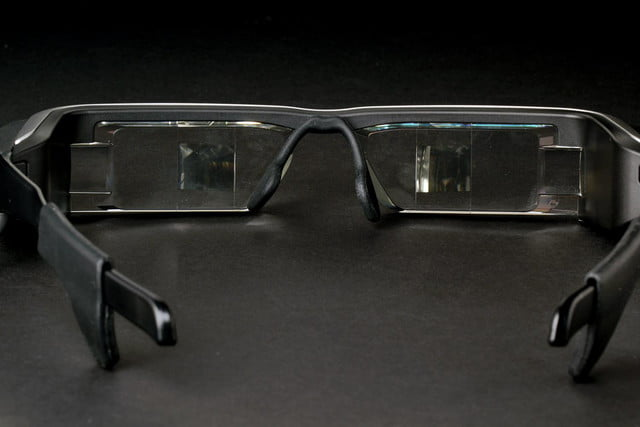 EPSON Movario BT 200 glasses front
