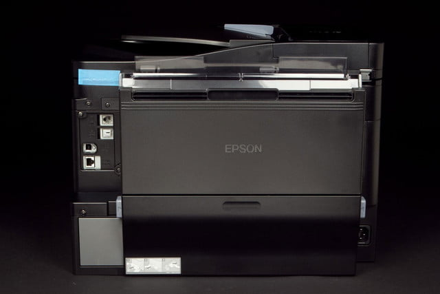 Epson-WorkForce-Pro-WP-4530-rear-view-blue-tape