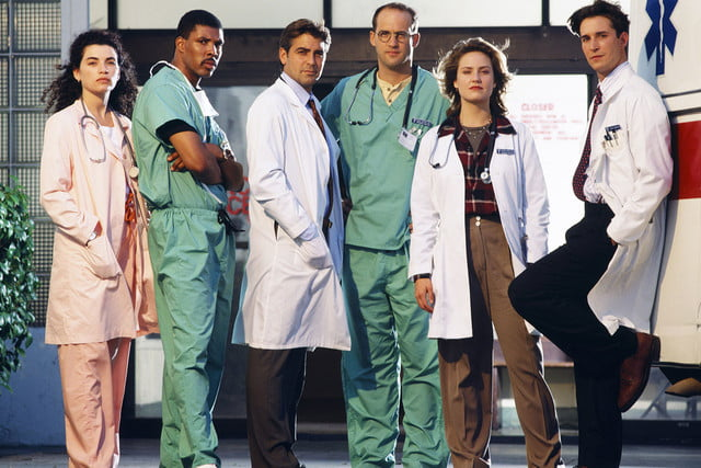 longest running scripted primetime tv shows us er  1994