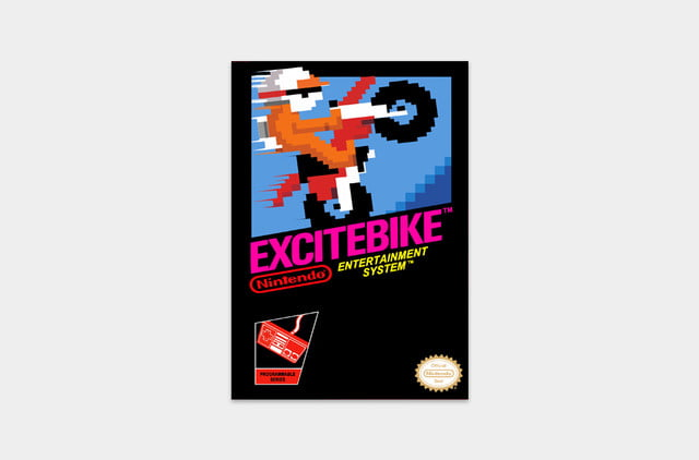 best nes games ever excite cover