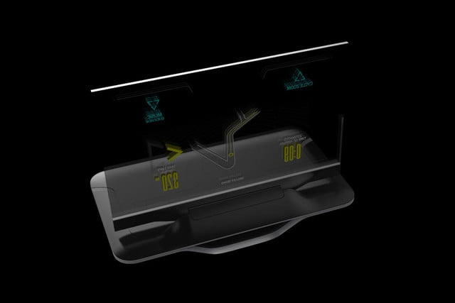 exploride head up display pictures news specs with ui 97