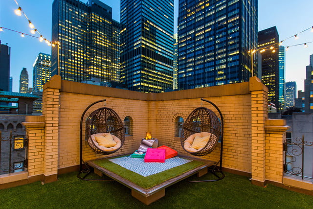 glamping on a manhattan rooftop extreme wow outdoor suite 004