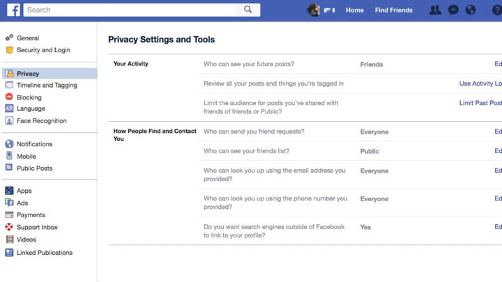 Here are five tips to keep your data private on Facebook