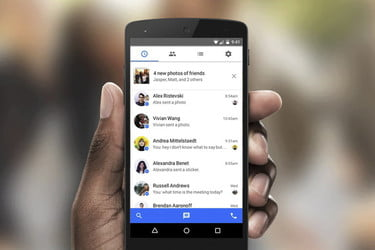 How to delete a message in facebook messenger on iphone
